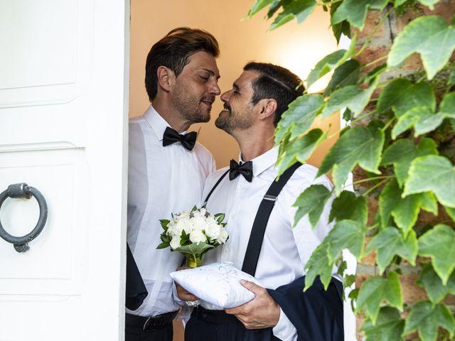 Le nozze di Filippo e Marco