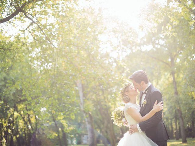 le nozze di Aurora e Marco