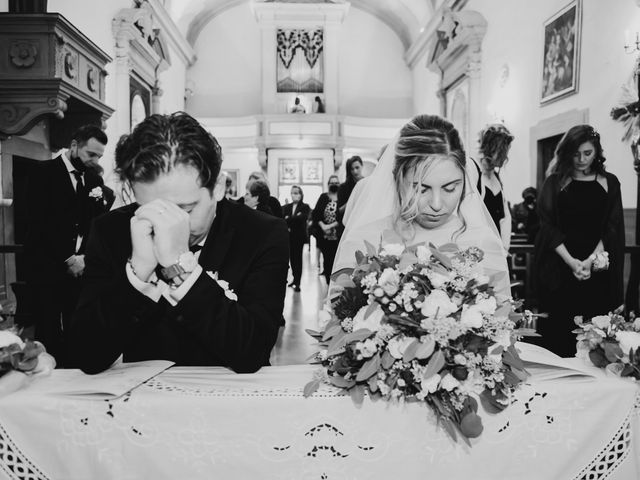 Il matrimonio di Marco e Cecilia a Pistoia, Pistoia 12
