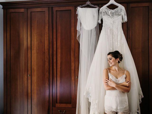 Il matrimonio di Ylenia e Gianluca a Caravaggio, Bergamo 5