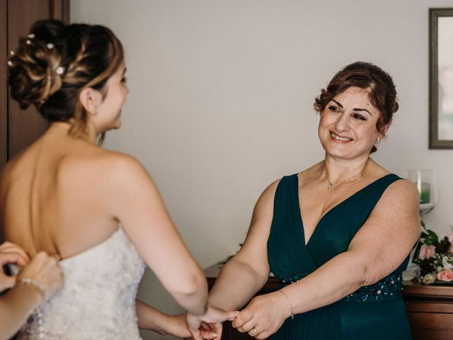 Il matrimonio di Ylenia e Gianluca a Caravaggio, Bergamo 8