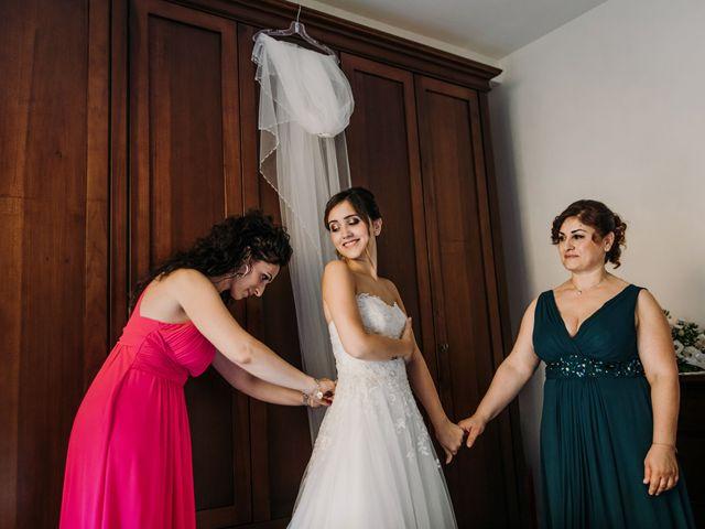 Il matrimonio di Ylenia e Gianluca a Caravaggio, Bergamo 9
