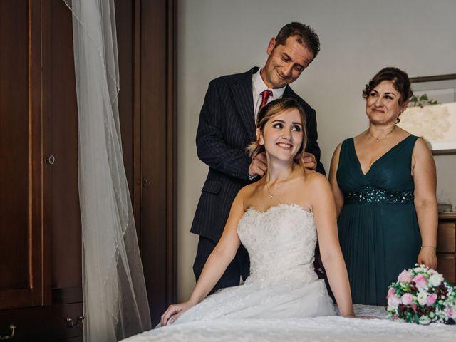 Il matrimonio di Ylenia e Gianluca a Caravaggio, Bergamo 10