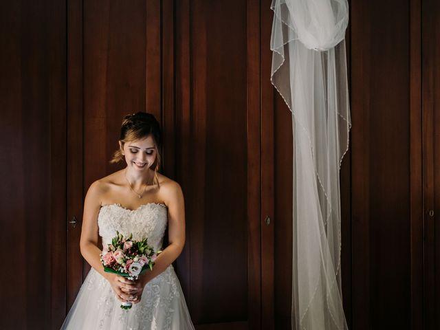 Il matrimonio di Ylenia e Gianluca a Caravaggio, Bergamo 18