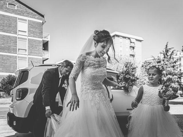 Il matrimonio di Ylenia e Gianluca a Caravaggio, Bergamo 26