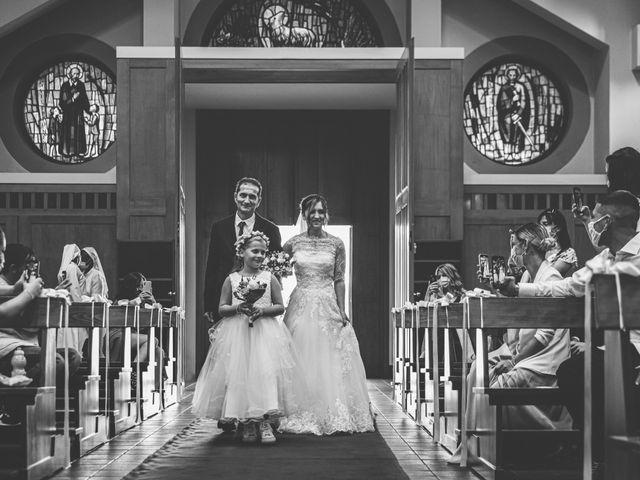 Il matrimonio di Ylenia e Gianluca a Caravaggio, Bergamo 27