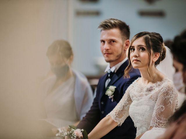 Il matrimonio di Ylenia e Gianluca a Caravaggio, Bergamo 29