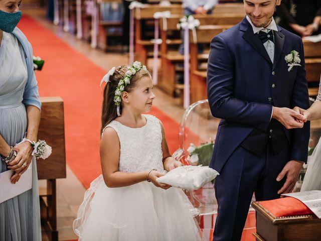 Il matrimonio di Ylenia e Gianluca a Caravaggio, Bergamo 30