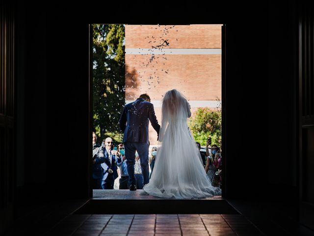 Il matrimonio di Ylenia e Gianluca a Caravaggio, Bergamo 33