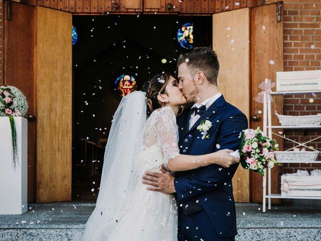 Il matrimonio di Ylenia e Gianluca a Caravaggio, Bergamo 35