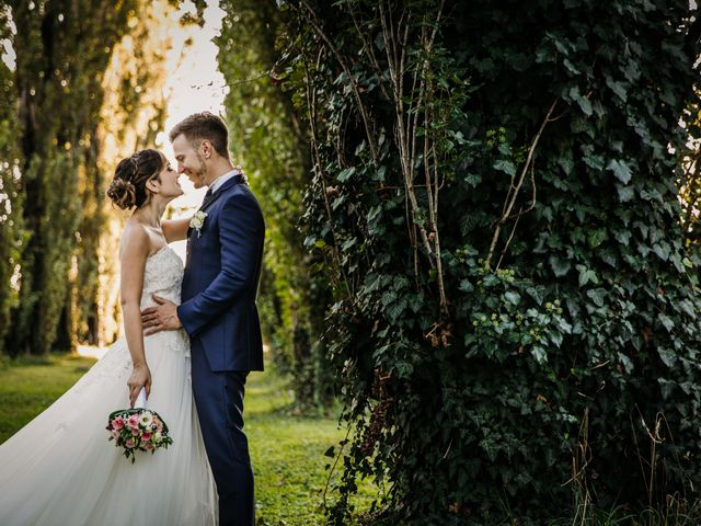 Il matrimonio di Ylenia e Gianluca a Caravaggio, Bergamo 37
