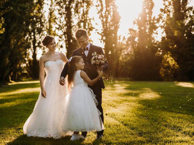 Il matrimonio di Ylenia e Gianluca a Caravaggio, Bergamo 40