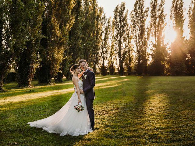 Il matrimonio di Ylenia e Gianluca a Caravaggio, Bergamo 41