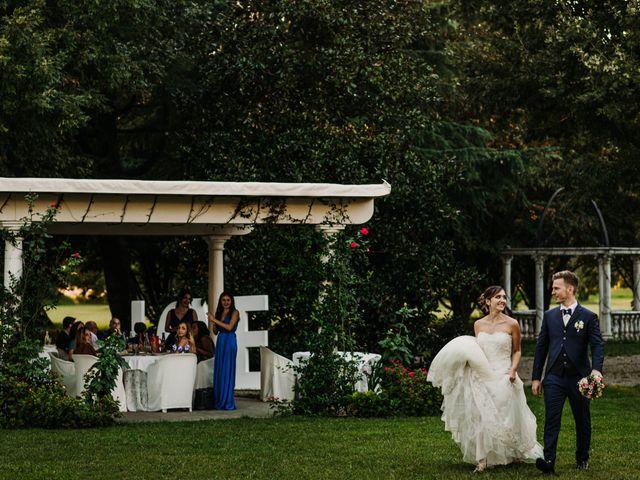Il matrimonio di Ylenia e Gianluca a Caravaggio, Bergamo 45