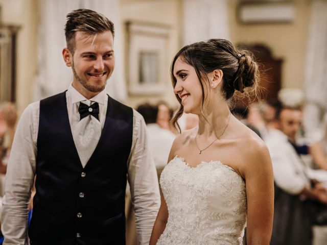 Il matrimonio di Ylenia e Gianluca a Caravaggio, Bergamo 52