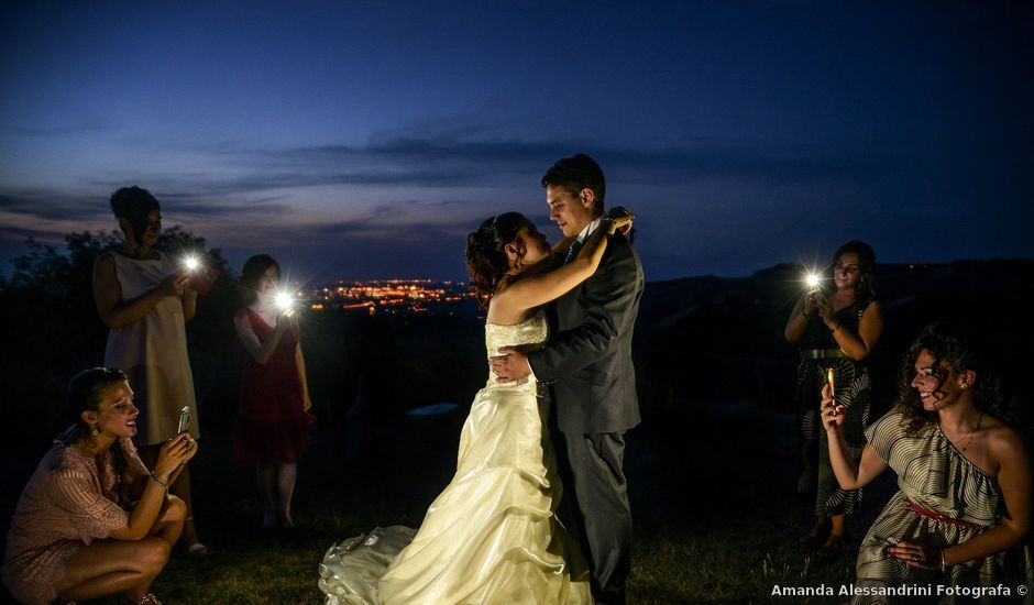 Il matrimonio di Mattia e Viviane a Cesena, Forlì-Cesena
