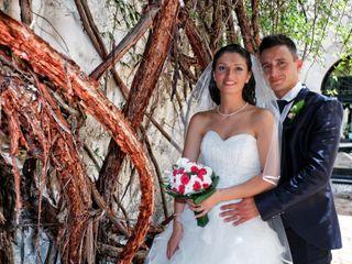 Le nozze di Simona e Berardo