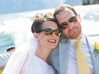 Le nozze di Ailbhe e John