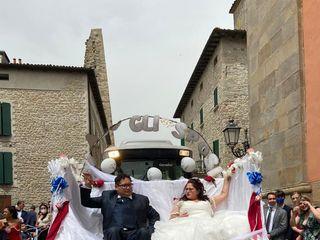 Le nozze di Federica e Miguel 1