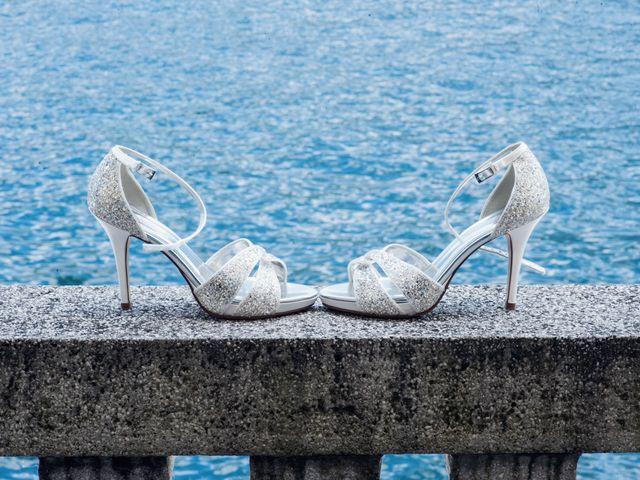 Il matrimonio di John e Ailbhe a Bellagio, Como 5