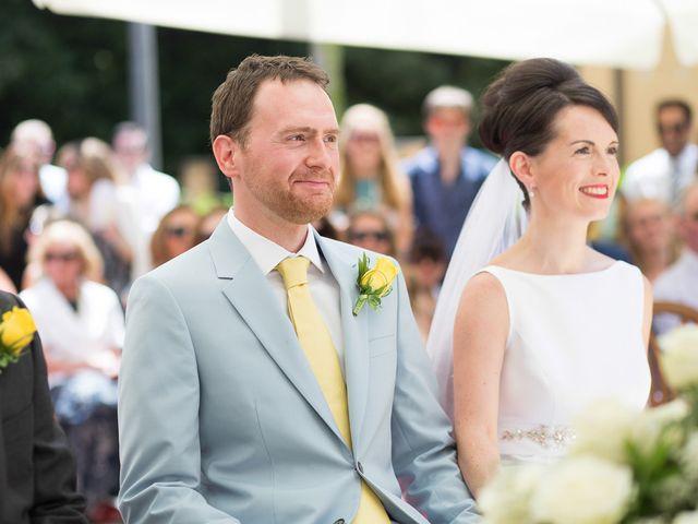 Il matrimonio di John e Ailbhe a Bellagio, Como 21