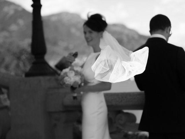 Il matrimonio di John e Ailbhe a Bellagio, Como 37