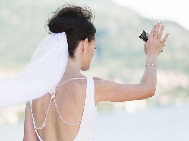 Il matrimonio di John e Ailbhe a Bellagio, Como 38