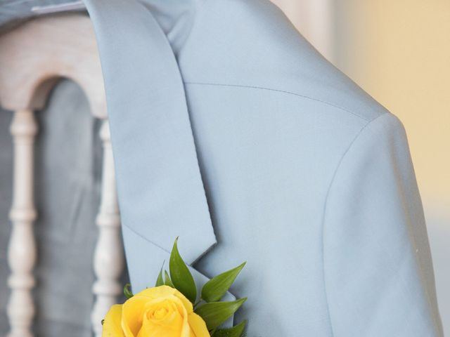 Il matrimonio di John e Ailbhe a Bellagio, Como 43