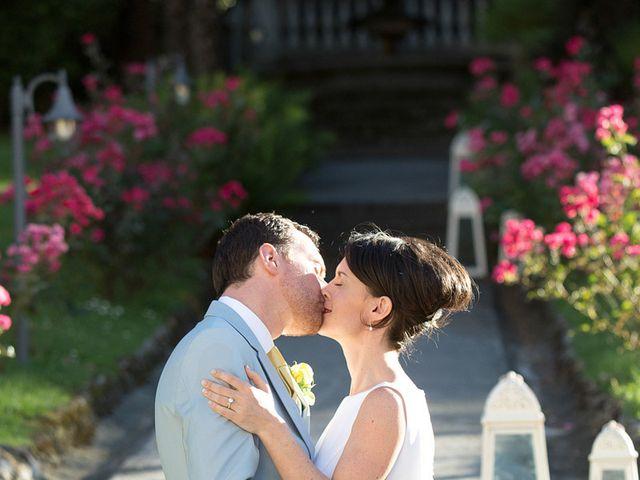 Il matrimonio di John e Ailbhe a Bellagio, Como 45