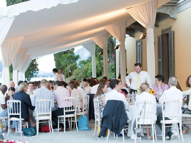 Il matrimonio di John e Ailbhe a Bellagio, Como 46