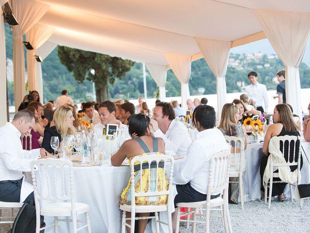 Il matrimonio di John e Ailbhe a Bellagio, Como 47