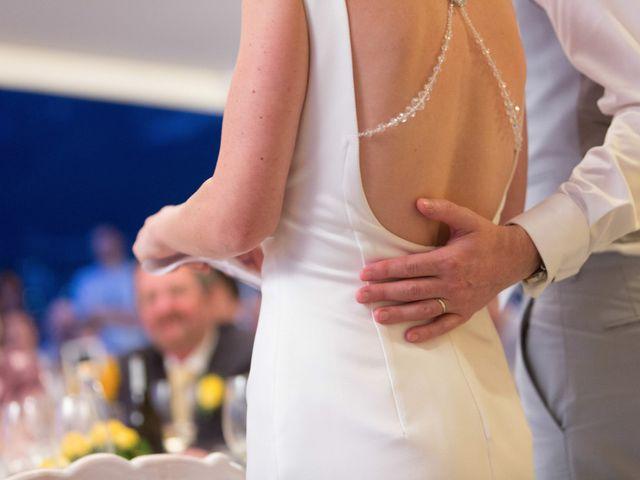 Il matrimonio di John e Ailbhe a Bellagio, Como 50