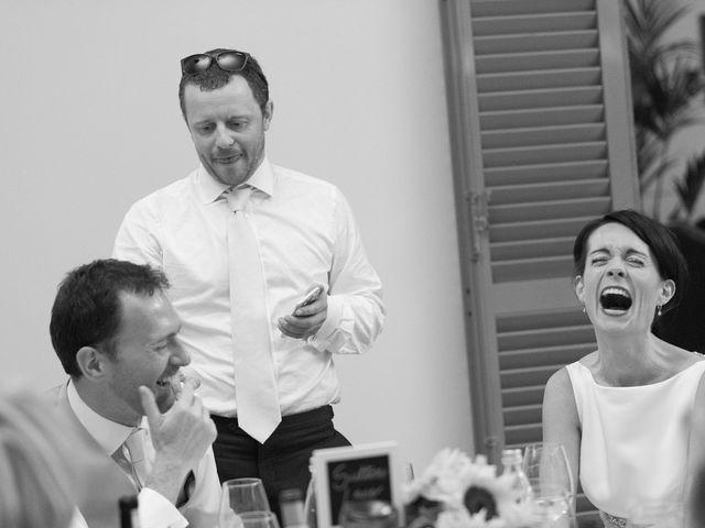 Il matrimonio di John e Ailbhe a Bellagio, Como 51