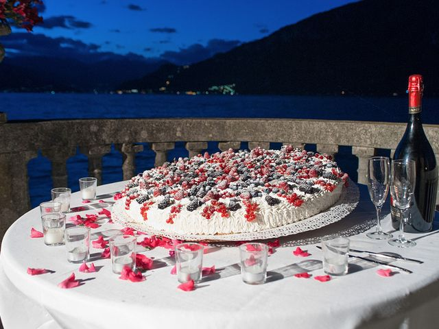 Il matrimonio di John e Ailbhe a Bellagio, Como 52
