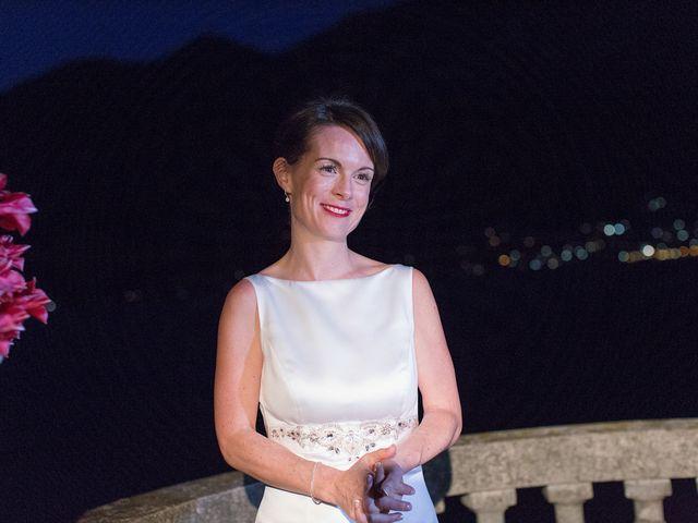 Il matrimonio di John e Ailbhe a Bellagio, Como 53