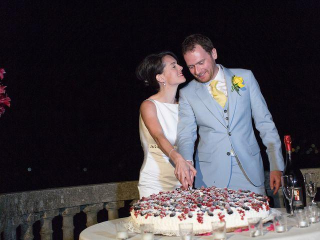 Il matrimonio di John e Ailbhe a Bellagio, Como 54