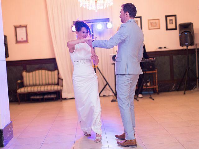 Il matrimonio di John e Ailbhe a Bellagio, Como 56