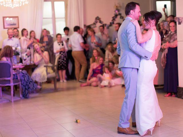 Il matrimonio di John e Ailbhe a Bellagio, Como 57