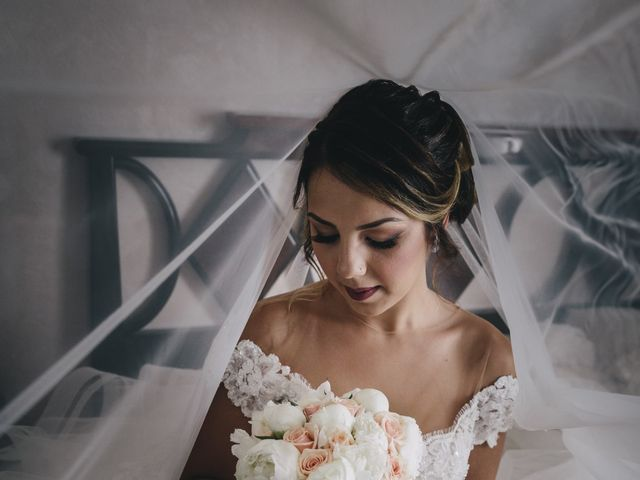 Il matrimonio di Calogero e Federica a Caltanissetta, Caltanissetta 18