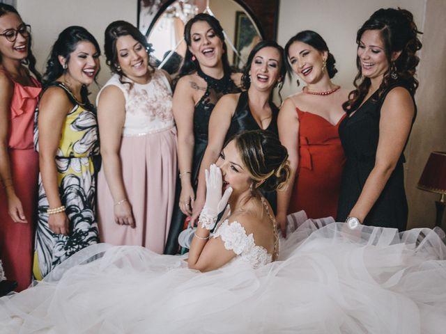 Il matrimonio di Calogero e Federica a Caltanissetta, Caltanissetta 20