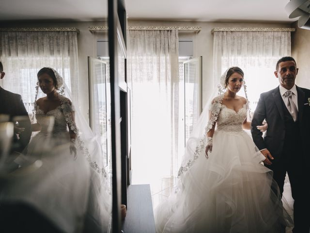 Il matrimonio di Calogero e Federica a Caltanissetta, Caltanissetta 21