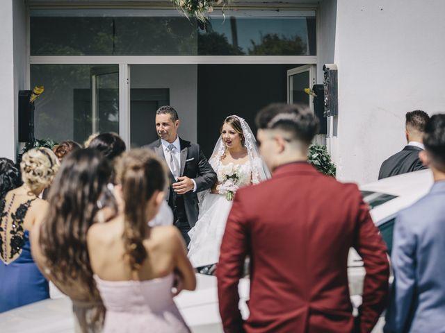 Il matrimonio di Calogero e Federica a Caltanissetta, Caltanissetta 23