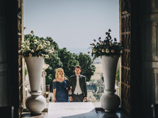 Il matrimonio di Calogero e Federica a Caltanissetta, Caltanissetta 24