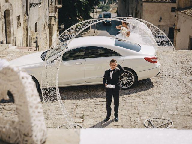 Il matrimonio di Calogero e Federica a Caltanissetta, Caltanissetta 25