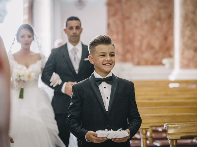 Il matrimonio di Calogero e Federica a Caltanissetta, Caltanissetta 26