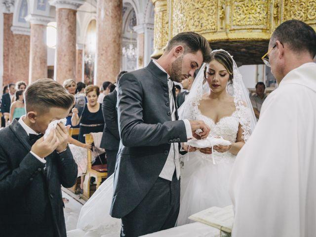Il matrimonio di Calogero e Federica a Caltanissetta, Caltanissetta 27