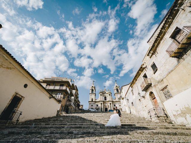 Il matrimonio di Calogero e Federica a Caltanissetta, Caltanissetta 32