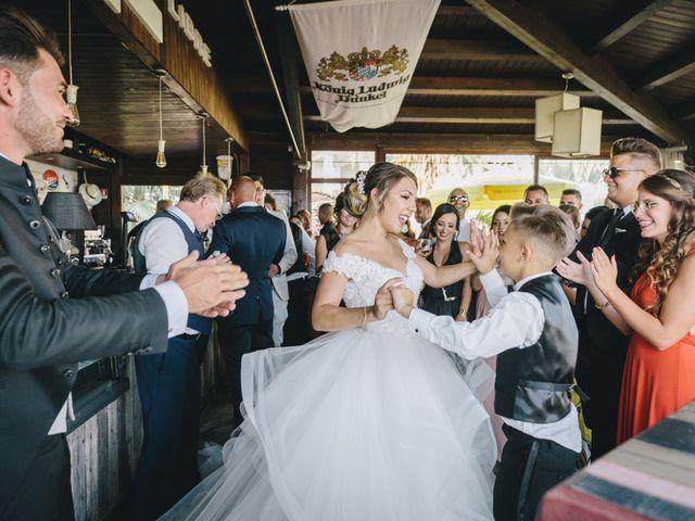 Il matrimonio di Calogero e Federica a Caltanissetta, Caltanissetta 34