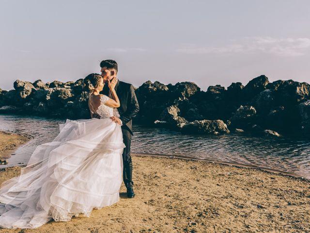 Il matrimonio di Calogero e Federica a Caltanissetta, Caltanissetta 35