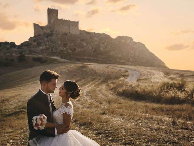 Le nozze di Federica e Calogero